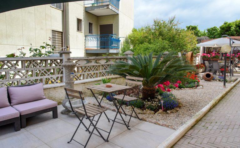 il giardino di maria Agropoli casa vacanza residence b&b