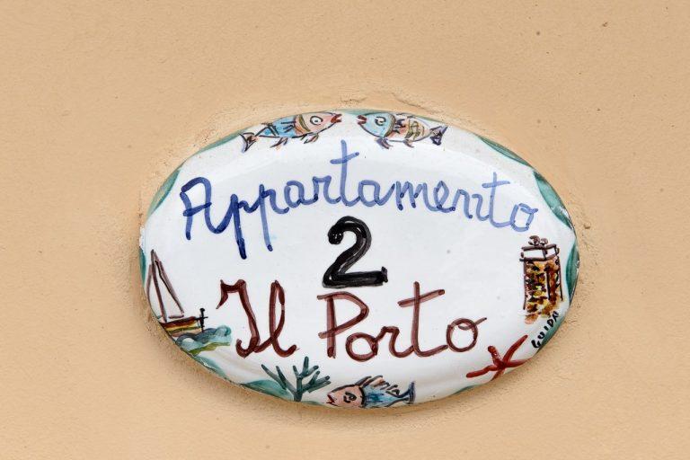 residence appartamento il porto